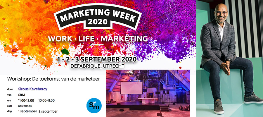NIMA Marketing Week 2020 - Sirous Kavehercy